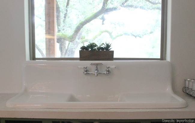 vintage kitchen sink plumbing the search for a farmhouse domestic imperfection 2