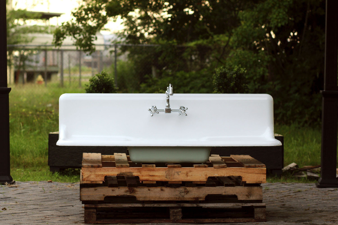 farm house kitchen sink island furniture the search for a vintage farmhouse domestic