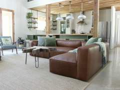 My New Article Leather Sectional And Why I Returned I