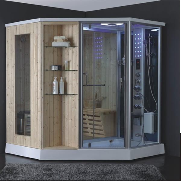 Una sauna en tu casa.