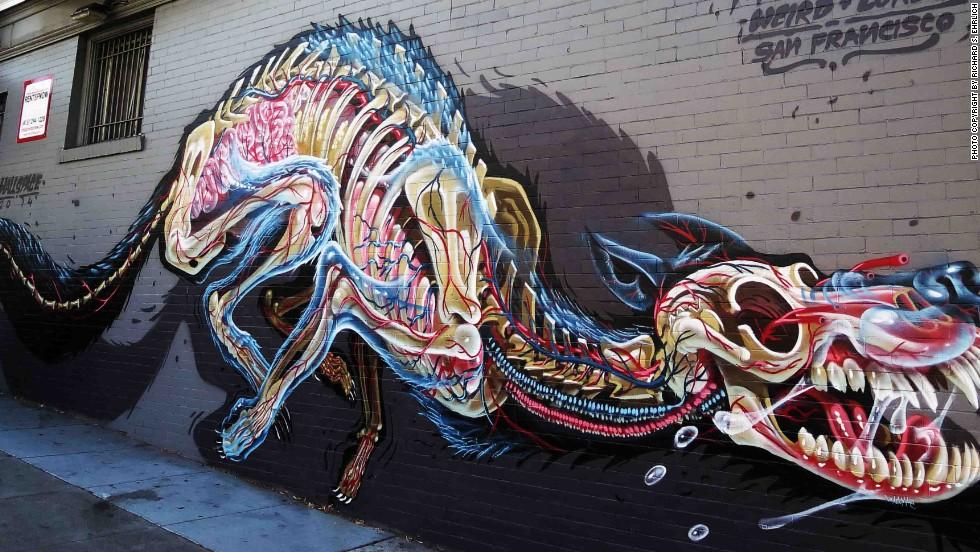 Limpieza de Grafittis