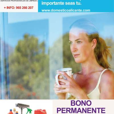 BONOPERMANENTE3-domesticoalicante Servicios Domésticos
