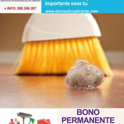BONOPERMANENTE6-domesticoalicante Servicios Domésticos
