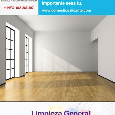domestico-ofertas-limpieza-general Pulido y abrillantado de superficies en Alicante