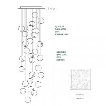 Lámpara Serie 28 Pendant