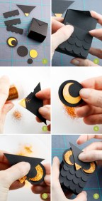 Best Halloween Paper Crafts 2011 via @paper_kawaii