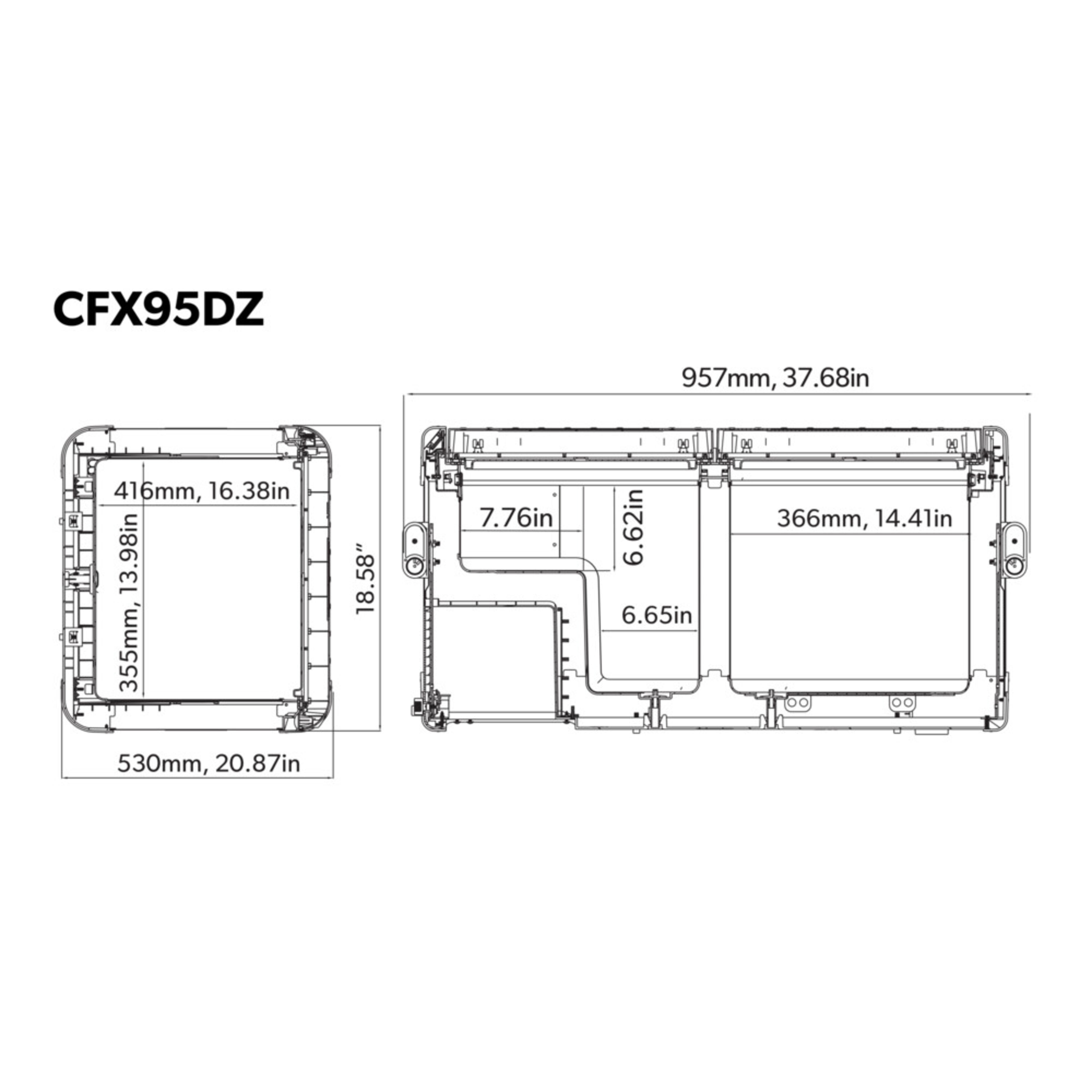 medium resolution of cfx 95dzw dimensions cfx 95dzw dimensions download manuals operating manual