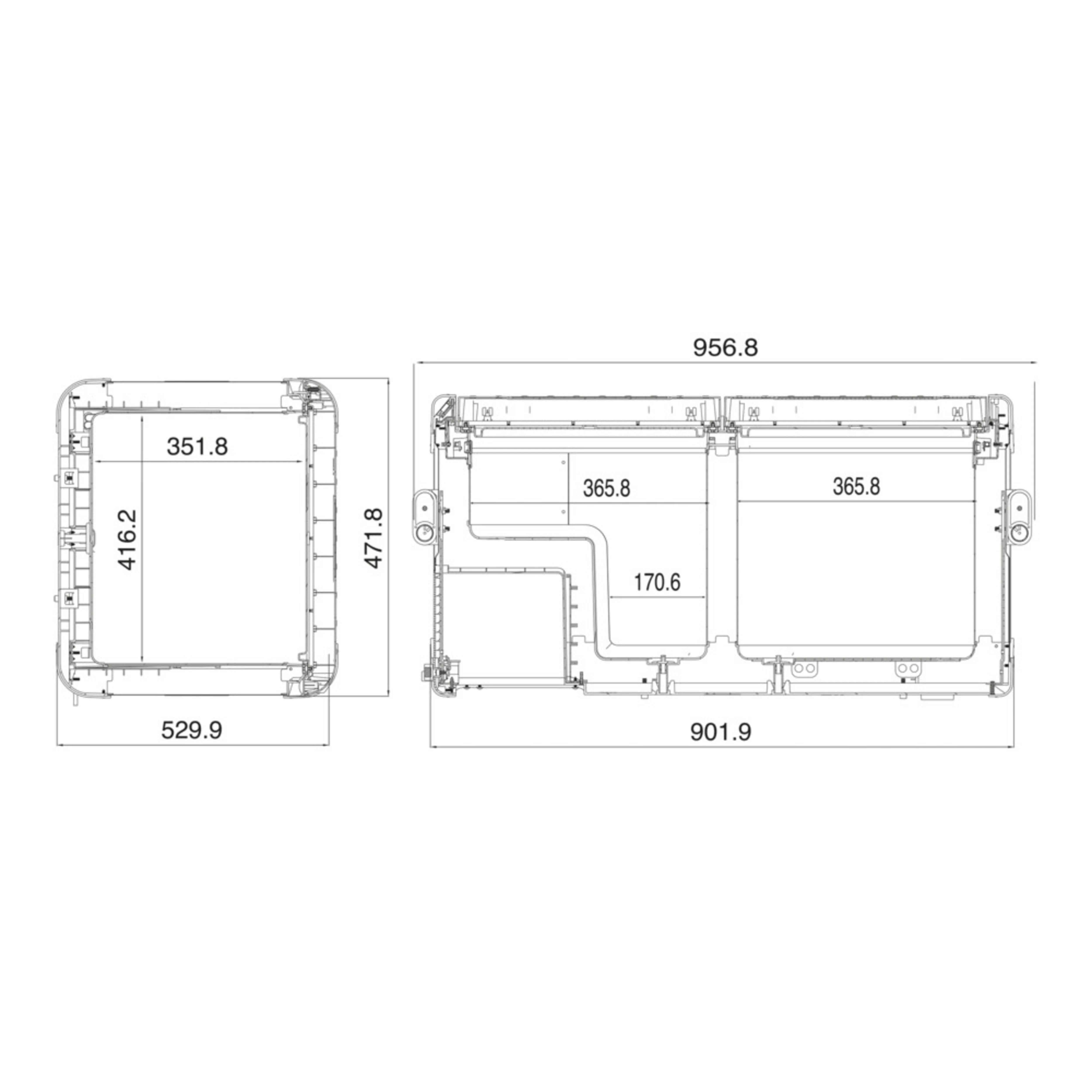 medium resolution of cfx 95 technical drawing 2