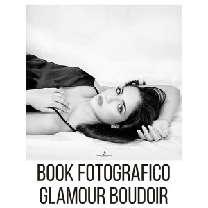 book fotografico glamour boudoir