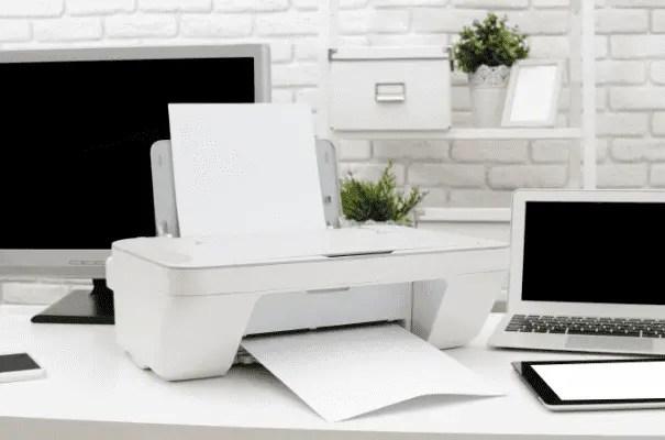 Quel équipement et matériel utiliser pour le travail à domicile imprimante multifonctions