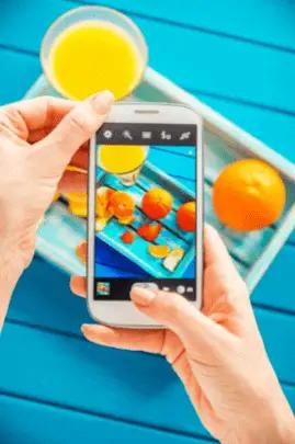 Quel équipement et matériel utiliser pour le travail à domicile appareil photo smartphone