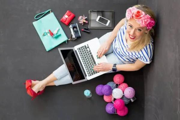 Blogueur ou blogueuse à domicile