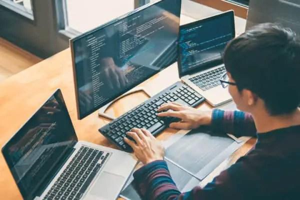 Développeur web à domicile