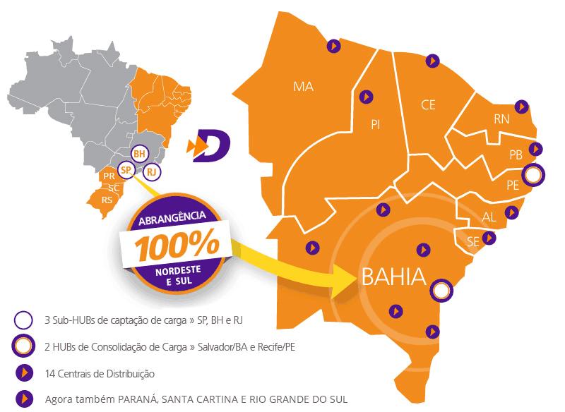 mapa dominalog