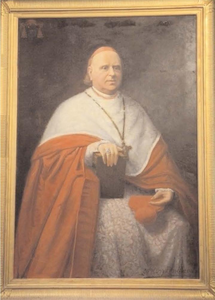 Cardinal Louis-Edouard Pie (1815-1880)