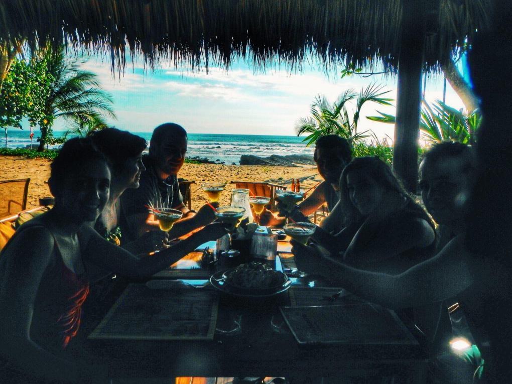habaneros restaurant santa teresa costa rica