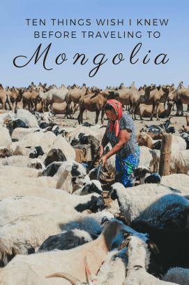 mongolia travels