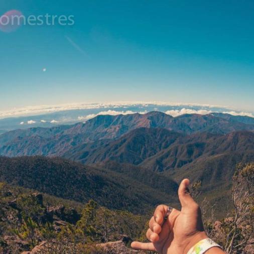 Pico Duarte hiking