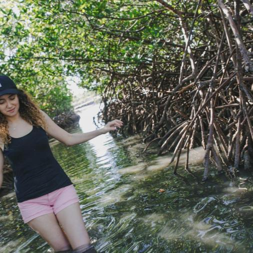 monte cristi mangroves and natural pool