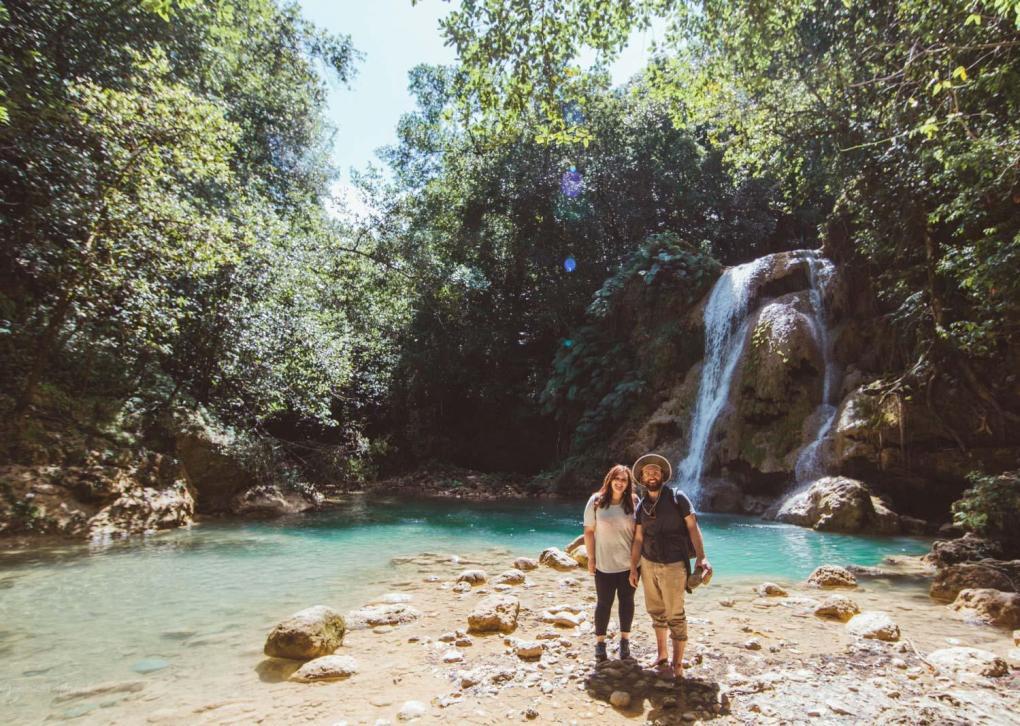 salto de limon waterfall