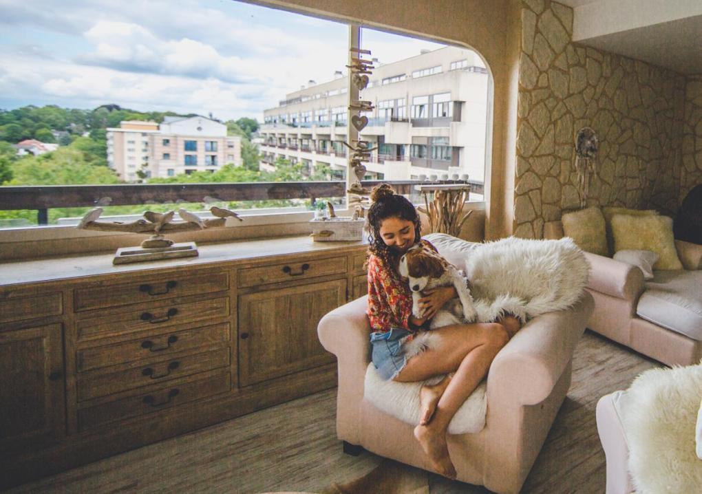 dog sitting abroad