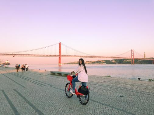 belem bike tour