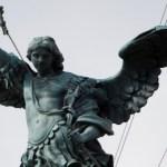 St. Michael Asks a Question
