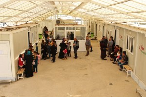 Mart-Shmony Charitable Health Center for Refugees