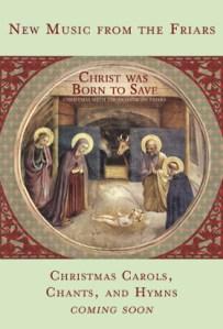 Christmas CD ad