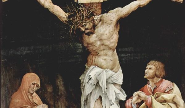 Matthias Grünewald, The Crucifixion