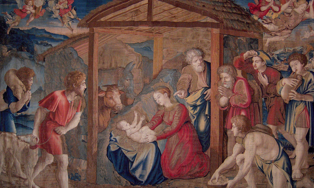 Raphael, Adoration of the Shepherds