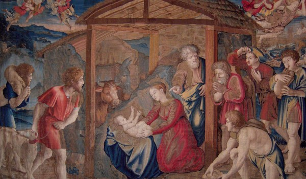 Raphael, Adoration of the Shepherds