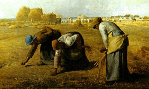 Jean-Francois Millet, The Gleaners