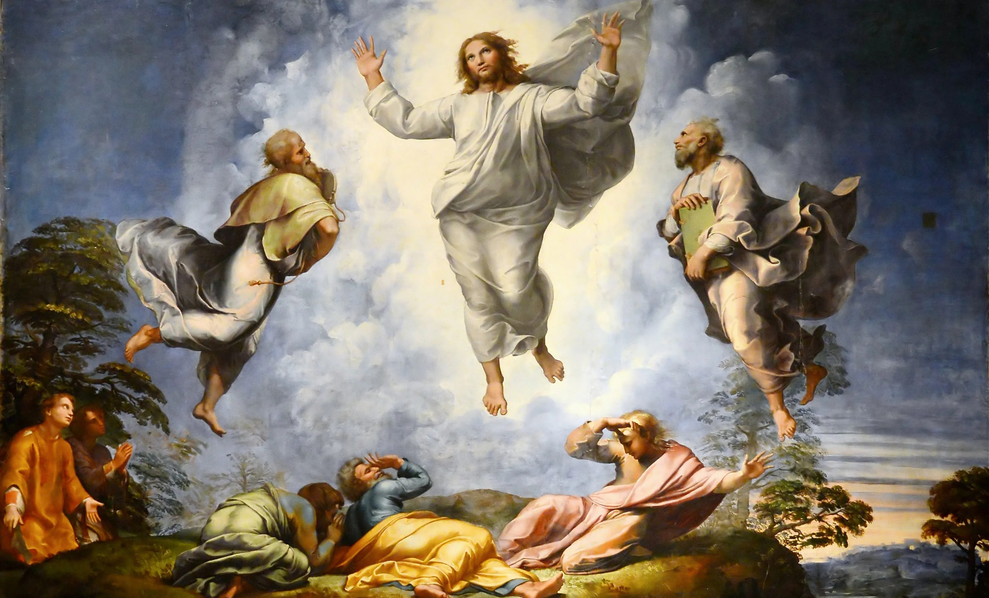 Transfiguration by Raphael