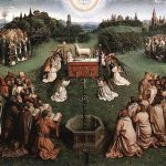 Image: Jan van Eyck, Adoration of the Lamb
