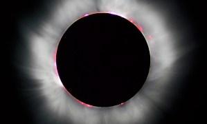 Image: Luc Viatour, Total Solar Eclipse 1999 in France.