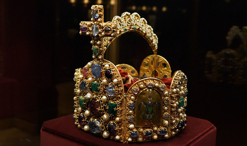 User:Bede735c, The Imperial Crown of the Holy Roman Empire
