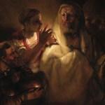 The Great Gaze of Jesus