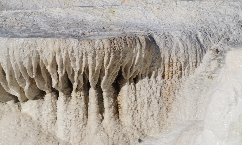 water-sand-rock-white-formation-cave