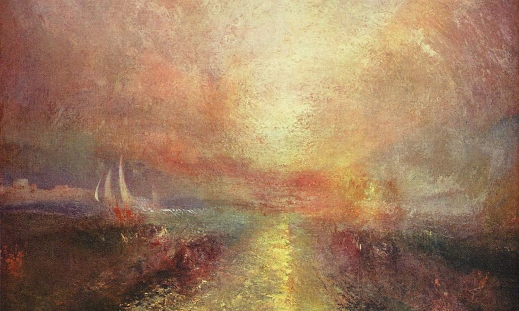 J. M. W. Turner, Yacht Approaching The Coast