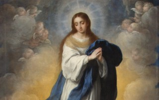 Murillo, Immaculate Conception