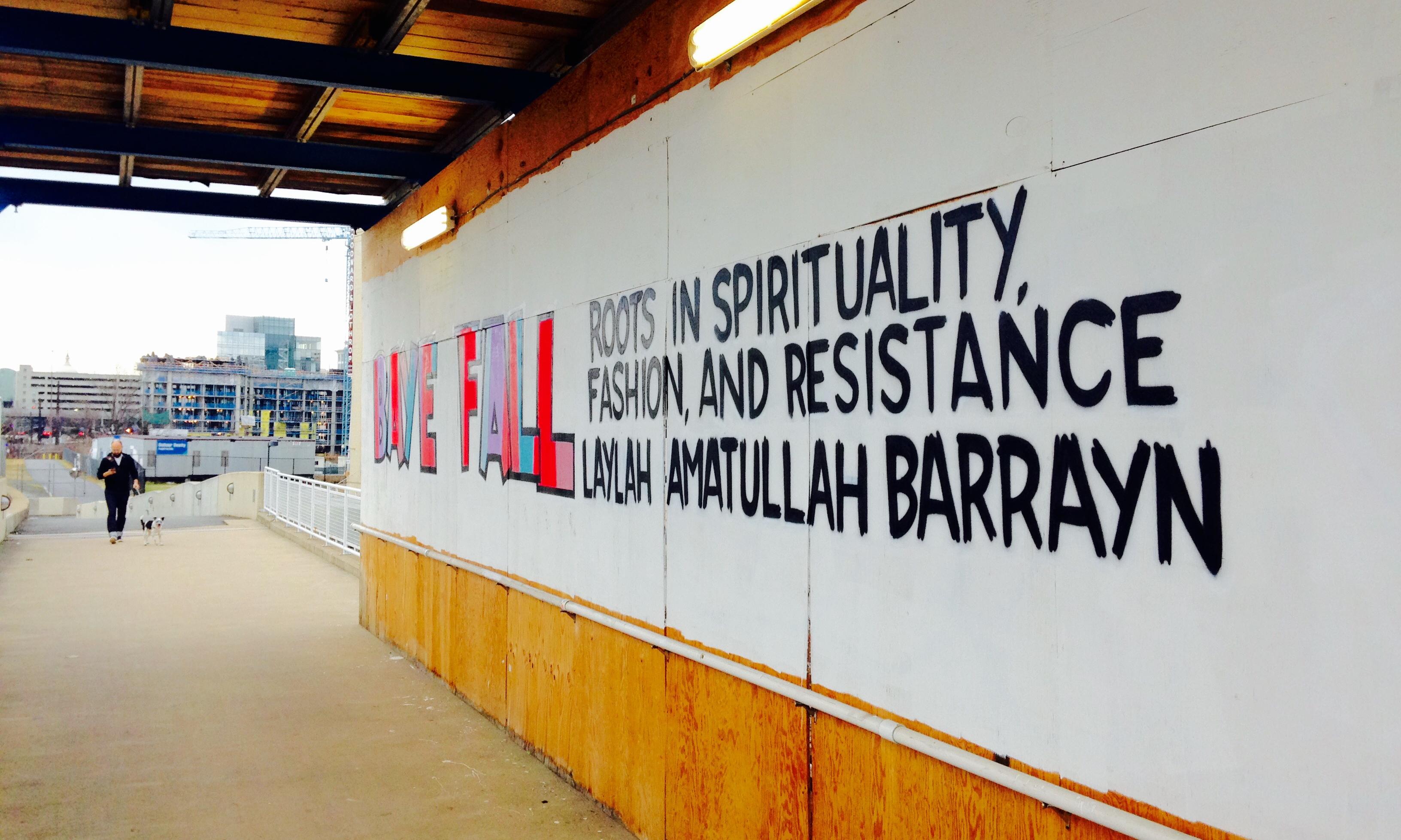 Danaher Spirituality Fashion Resistance