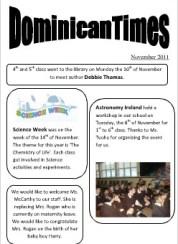 School-newsletter-nov-2011-cover