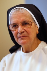 IRAQI DOMINICAN SISTER SPEAKS AT U.S. BISHOPS' HEADQUARTERS IN WASHINGTON