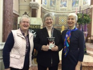 Srs. Helen Mary Harmey, Maeve McMahon and Martina Phelan