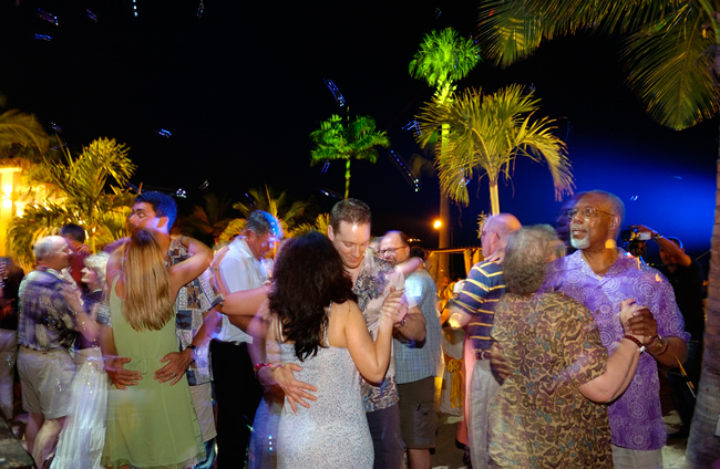 VIP Welcome Party - Dominican Republic Luxury Vacations