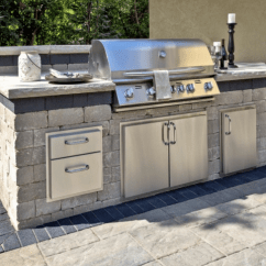 Outdoor Kitchen Build An Have Fun With Dominica Vibes News
