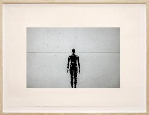Sublimate Signed  by Antony Gormley