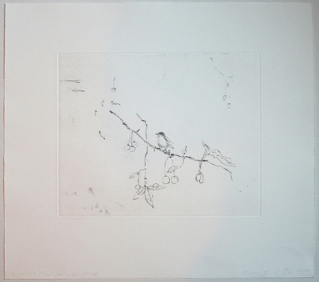 Sometimes I feel lonely but it's ok Signed  by Tracey Emin