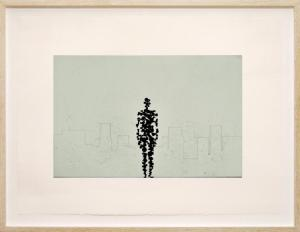 Standing Matter Signed  by Antony Gormley